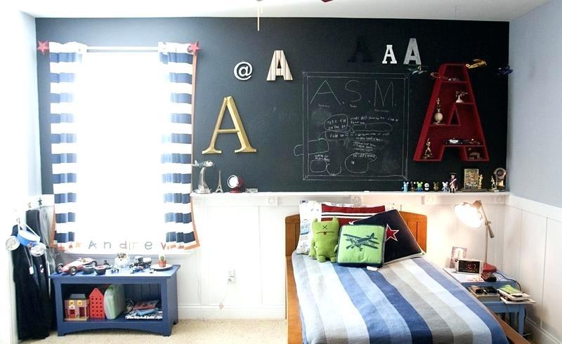 Chalkboard untuk dekorasi kamar anak