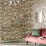 Percantik Bagian Rumah Ini dengan Wallpaper