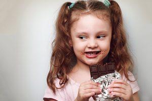 Manfaat coklat bagi anak-anak