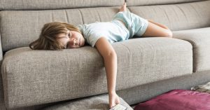 Penyebab anak malas bergerak
