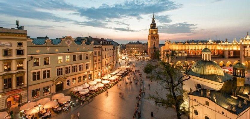 Krakow Polandia
