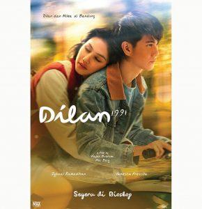 Poster Dilan 1991
