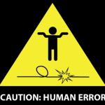 Menangani Human Error Pada Dunia Kerja
