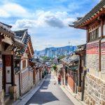 Menjelajahi Bukchon Hanok dan Samcheondong