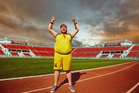 olahraga namun tetap gemuk