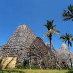 Meski Belum Selesai, Rumah Bambu Ini Wajib Kamu Kunjungi