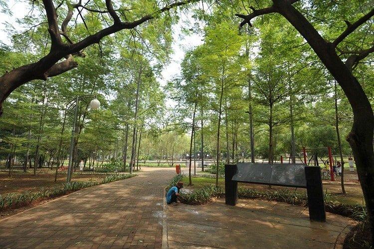 taman kota Tebet