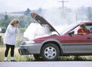 mengatasi overheat pada mobil