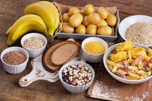 asupan karbohidrat