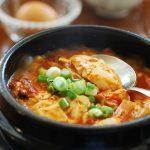 Nikmatnya Sup Tahu Pedas atau Sundubu-Jjigae ala Korea