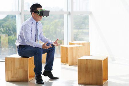 teknologi VR untuk bisnis