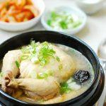 Samgyetang, Sup Tradisional yang Populer di Musim Panas