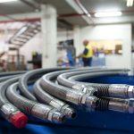 Pemasangan Hydraulic Hose Fitting untuk Pertambangan