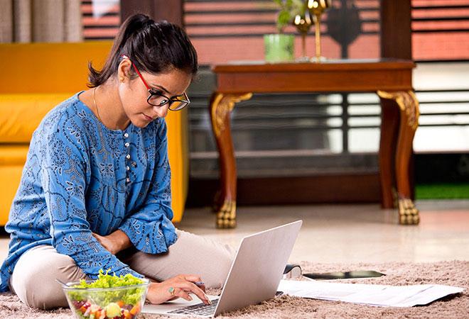 Absensi online berbasis web saat WFH