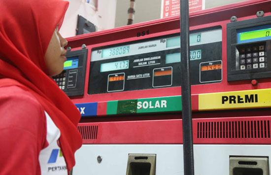 Perbedaan premium dan solar