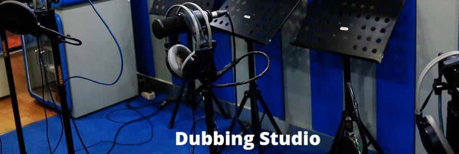 Studio dubbing Kidzania