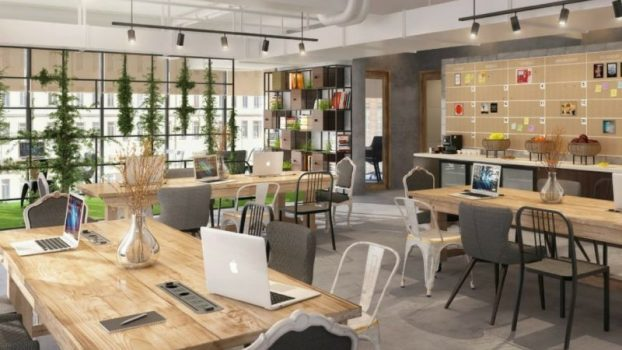 coworking space personal