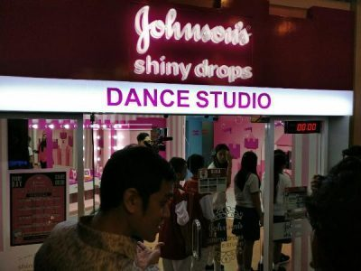 Studio menari di Kidzania