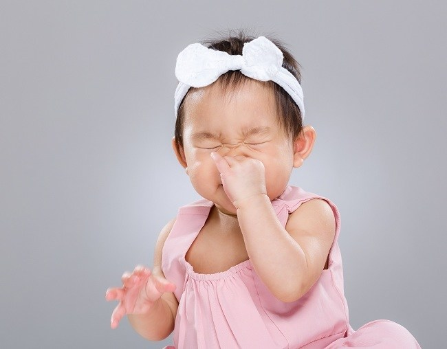 penyebab flu pada anak