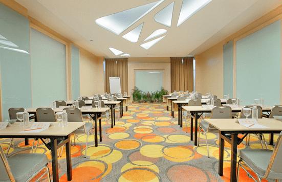fasilitas di ruang meeting