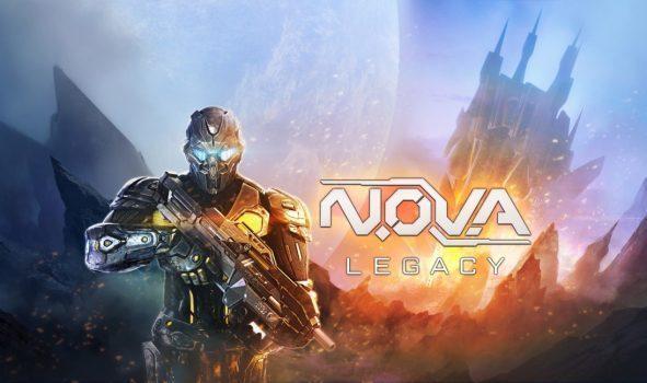Game N.O.V.A.-Legacy