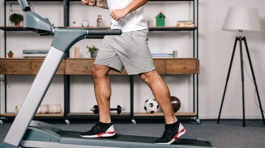 latihan treadmill